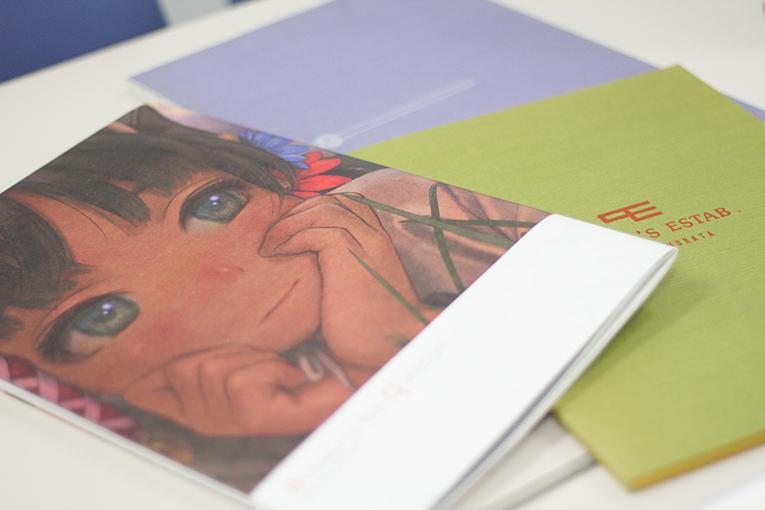 ホープツーワンが印刷を担当した村田蓮爾さんのセルフ・プロデュース作品