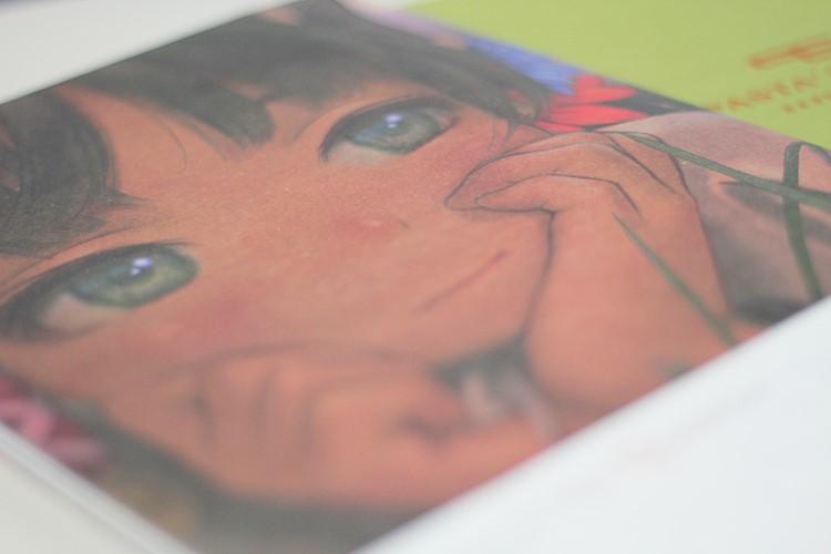 ヤスダスズヒトさんが衝撃を受けた村田先生の作品