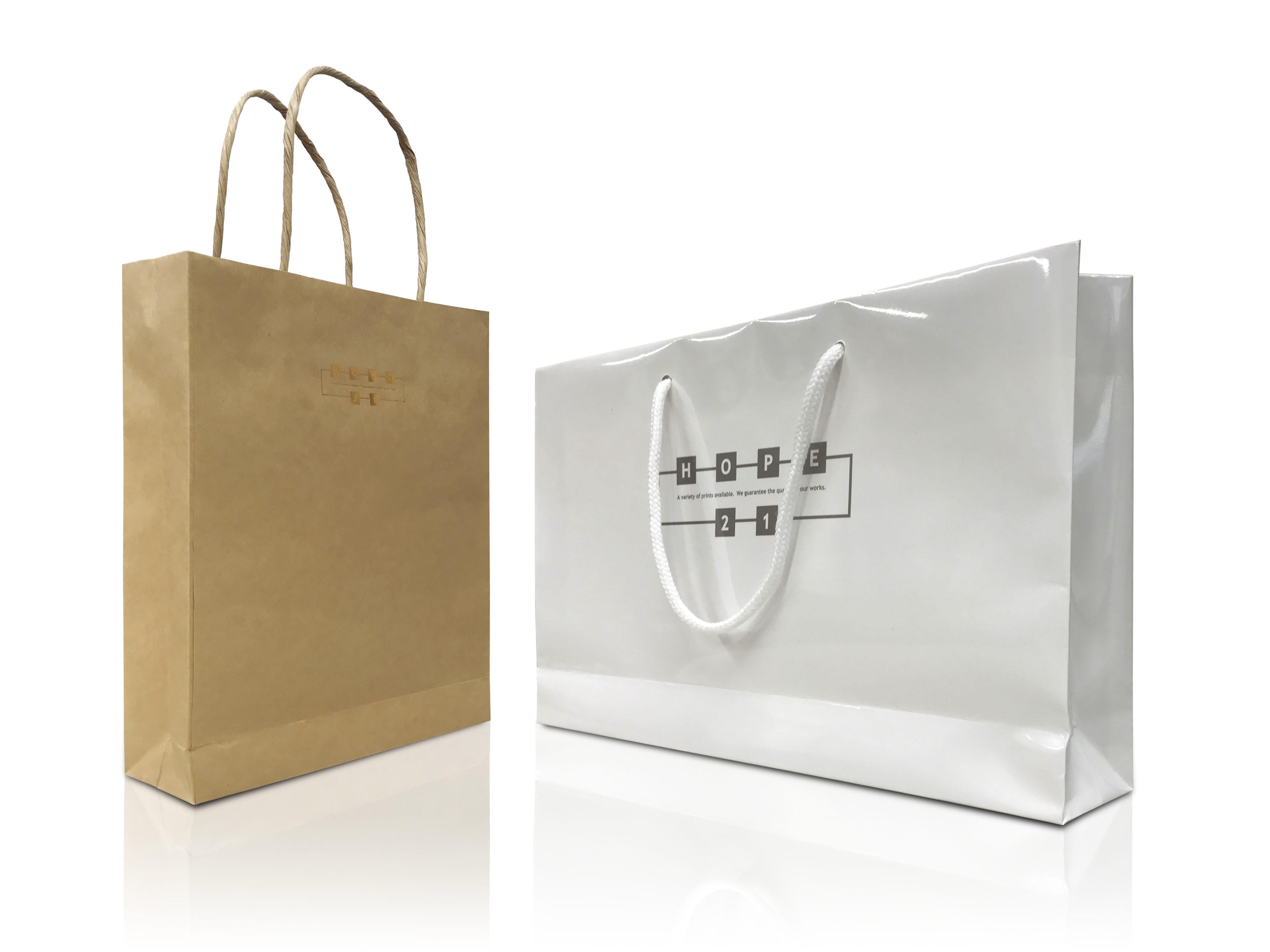 オリジナルバッグ・紙袋